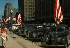Lincoln Nebraska 1942 A4 Photo Print