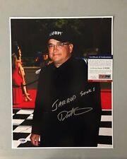 S93598 Dave Hester (Rare Inscription) Signed 11x14 Photo AUTO PSA/DNA COA