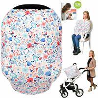 Nursing Cover / Breastfeeding  Unisex Milk Feeding Scarf   Suitable as Car Seat
