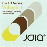Various The DJ Series Volume 1 CD Joia Records 2009 NEW