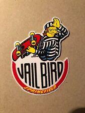 Santa Cruz Jail Bird Simpsons Sicker,Skateboard
