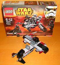 Lego 75079 Star Wars Fahrzeug aus Shadow Troopers OVP