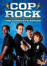 Cop Rock The Complete Series Region 1 DVD