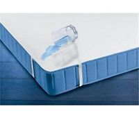 Junior or Cot Bed Waterproof Mattress Protector  Baby Breathable Terry Sheet Co