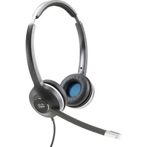 Cisco Headset 532 (Wired Dual with USB Headset Adapter)