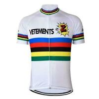Brand New Retro Team Z Vetements World Champion Cycling Jersey