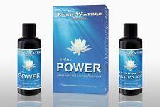 Pure Waters Lotus POWER Wasseraufbereitung Chlordioxid Entkeimung 2 x 100 ml