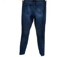 Guess Skinny Jeans Brittney Sz 27 Women's Dark Wash Stretch Jegging Casual Denim