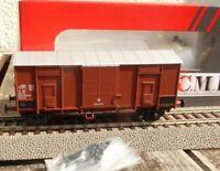 ACME 40052 gedeckter Spitzdachwagen Güterwagen Ghkkms FS Epoche 4 in OVP, AC