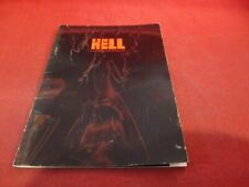 Hell Panasonic 3DO Instruction Manual Booklet ONLY