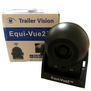 Digital Wireless Wi-Fi Camera Trailer Vision Equi-Vue 2 Horseboxes and Trailers