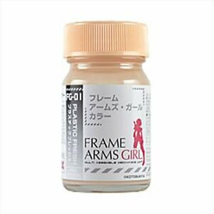 Gaianote - Frame Arms Girl FG-01 Plastic Fresh Paint