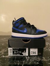 Jordan 1 Mid Royal Blue 2020 (PS) Size 11c