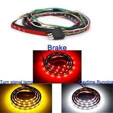 "60"" Waterproof Tailgate LED Strip Light Turn Signal Brake DRL Lamp Truck Pickup"