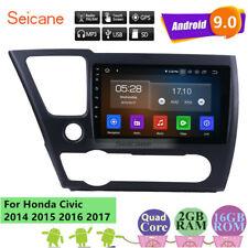 9 inch Android 9.0 for 2014-2017 Honda Civic car stereo GPS Navigation Radio
