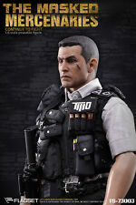 Flagset 1/6 Scale The Masked Mercenaries Continue to Fight Action Figure 73003