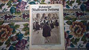 1924 Illustrierte 26 Twann Bärndütschfest Bern /