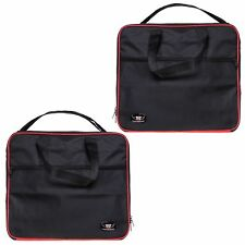 PANNIER LINER BAGS TO FIT TRIUMPH EXPEDITION ALUMINIUM PANNIERS RED & BLACK