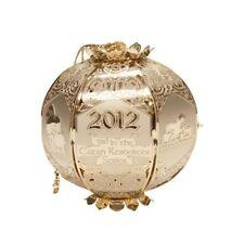 Settlers of Catan: Cut Brass Ornament - 2012 Sheep