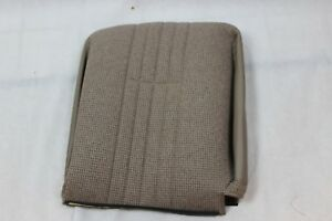 NEW GENUINE GM Right Pass Seat Back Cover Split Bench 96-00 C1500 K1500 Neutral
