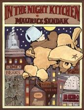 Caldecott Collection: In the Night Kitchen by Maurice Sendak- NEW paperback