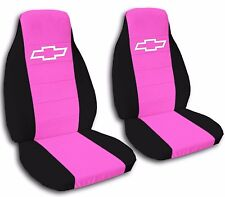 Black Border Bowtie Seat Covers Fits Selected Chevy Cruze Models