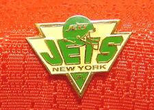 20 New York Jets Spike Logo Pin NFL Wholesale LOT