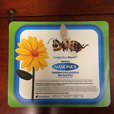 Nasonex Drug Rep Mauspad NEU Biene Hummel Werbung Pharma
