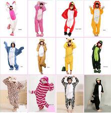 Animal  Pyjamas Kids Adult Unisex Cosplay Costume Pyjamas - Aus Stock