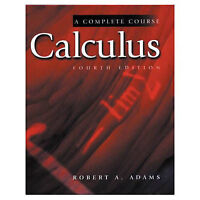 Calculus: Complete Course by Adams, Robert A.