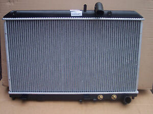 RADIATOR FITS MAZDA RX-8 1.3 2.6 PETROL AUTOMATIC / MANUAL YEAR 2003 TO 2008