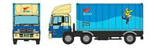 Tomytec Truck-Collection, Container, Blue/Yellow, N Gauge Finshed Model 1:160
