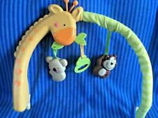 Fisher Price Luv U Zoo Bouncer Seat Toy Arch Replacement Part