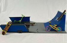 Tech Deck Ramp And Skateboards/Scooter/Bike Desk Toy Finger Boards