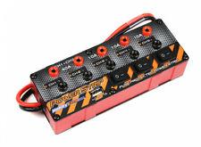 HOBBYKING POWERSTRIP POWER SUPPLY DISTRIBUTION BOARD 4 RC LIPO CHARGERS + USB