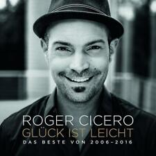 ROGER CICERO Glück ist leicht Das Beste von 2006-2016 CD  NEU & OVP