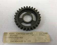 Ingranaggio C2 22D - GEAR, COUNTERSHAFT - Honda MTX125 NOS: 23451-KS3-900
