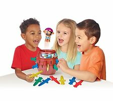 Pop Up Pirate - Barrel Game & Toy For Lucky Kids & Children By TOMY Funny Gadget