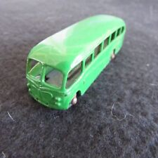 Lesney Bedford Duple Luxury Coach - No. 21 - Made in England - Die-Cast Green