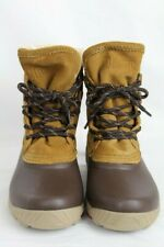 Cougar Originals Mujer Maple Sugar Botas Impermeables Talla 6 ante Canela