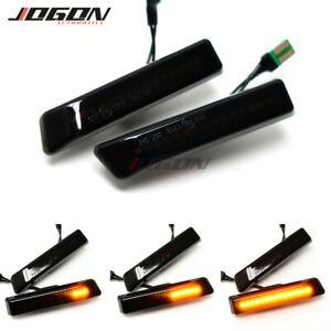 LED Dynamic Turn Signal Light Marker Lamp For BMW E36 318i 328i 323i M3 X5 E53