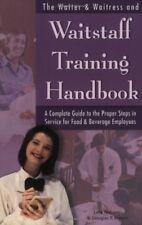 The Waiter & Waitress and Wait Staff Training Hand