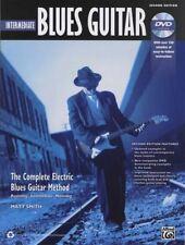 Intermediate Blues Guitar TAB Book/DVD Complete Electric Blues Guitar Method