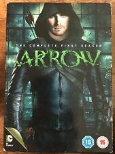 THE ARROW: Season 1  2012 DC Comics Superhero TV Series DVD Box Set w/ Slipcover