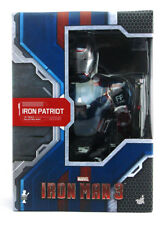 Hot Toys Iron Patriot 1/4 Scale Bust Iron Man 3 Marvel Limited Avengers New