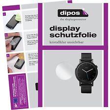 2x Motorola Moto 360 42mm (2. Gen. - 2015) Schutzfolie Display Folie klar dipos