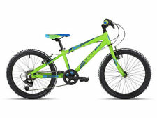 Vélos verts avec 6 vitesses