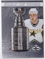 12-13 Limited Derian Hatcher /199 Stanley Cup Winners Stars 2012
