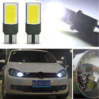 x 2 Light bulbs LED, T10 Canbus, 9SMD 5630 5W5, very powerful colours