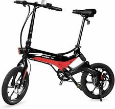 Swagcycle EB-7 Folding Electric Bike 36V / 350W Motor Black